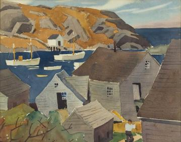 September, Monhegan
